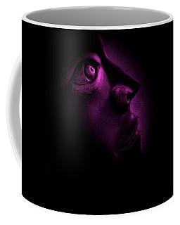 The Darkest Hour - Magenta Coffee Mug