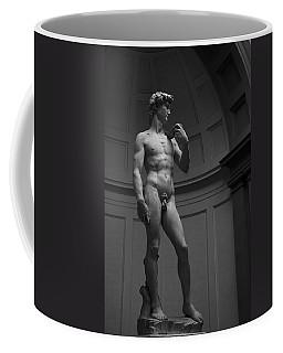 The David Coffee Mug