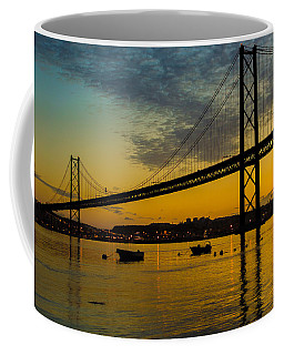 The Dawn Of Day I Coffee Mug by Marco Oliveira