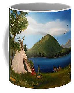 Dawn Of Tohidu Coffee Mug