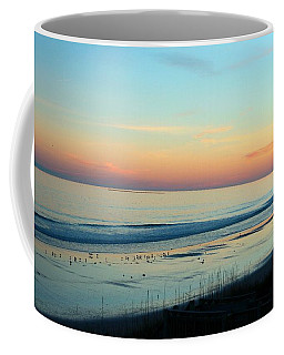 The Day Ends Coffee Mug