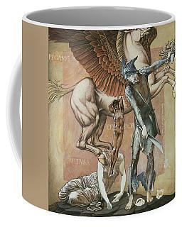 The Death Of Medusa I, C.1876 Coffee Mug