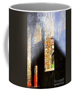 Death Of The Steel Industry Coffee Mug