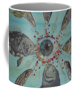 The Death Of Vision Coffee Mug