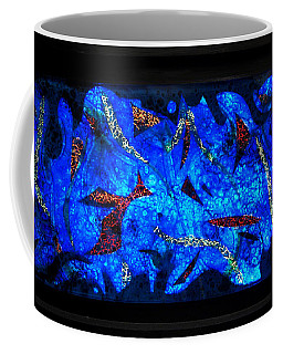 The Deep Two Coffee Mug