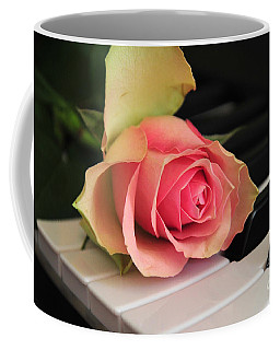 The Delicate Rose Coffee Mug