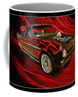 The Devil's Ride Coffee Mug
