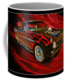 The Devil's Ride Coffee Mug
