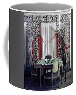 The Dining Room In James A. Beard's Home Coffee Mug