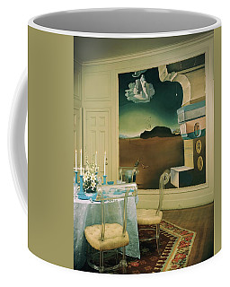 The Dining Room Of Princess Gourielli Coffee Mug