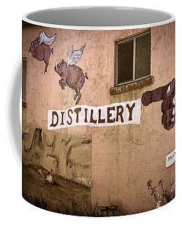 The Distillery Coffee Mug
