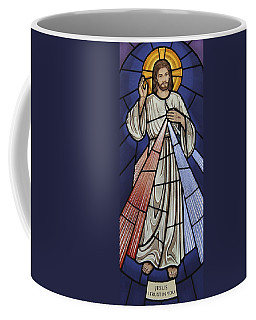 The Divine Mercy Coffee Mug