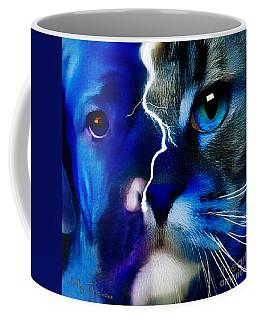 We All Connect Coffee Mug