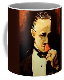 The Don And The Rose Coffee Mug