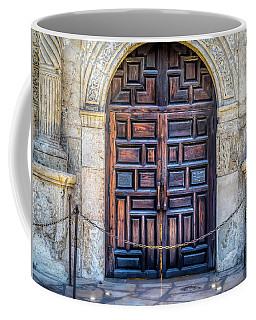 The Alamo Coffee Mug