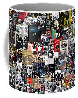 The Doors Collage Coffee Mug