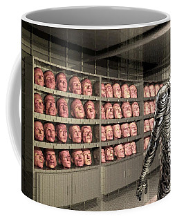 The Doppleganger Coffee Mug