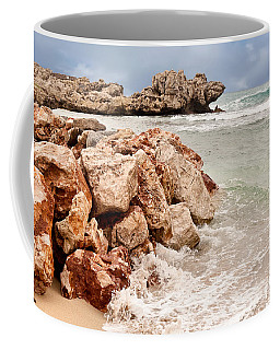 The Dragon Of Labadee Coffee Mug