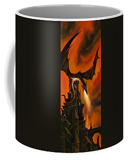 The Dragon's Tower Coffee Mug