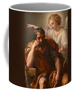 The Dream Of St Joseph Coffee Mug