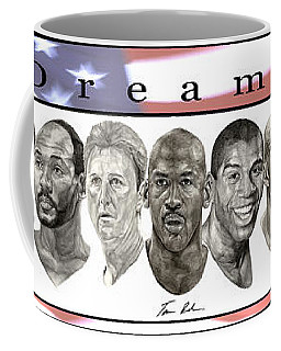 the Dream Team Coffee Mug