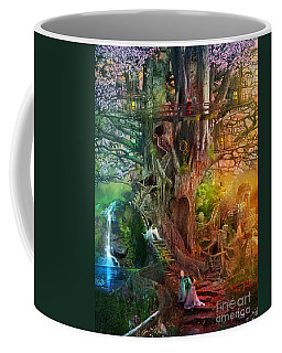 The Dreaming Tree Coffee Mug