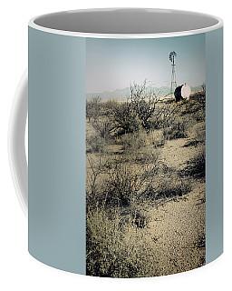 The Dry Lands Of Arizona Coffee Mug