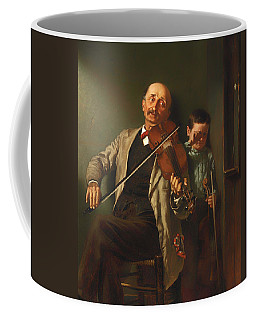 The Duet Coffee Mug