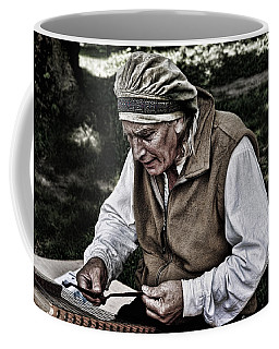 The Dulcimer Man Coffee Mug