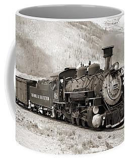 The Durango And Silverton Coffee Mug