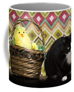 The Easter Tiggy Coffee Mug