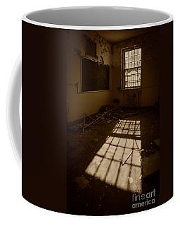 The Echo Of Emptiness Coffee Mug