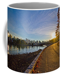 Coffee Mug featuring the photograph The Emerald City by Eti Reid