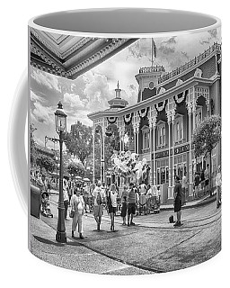 Coffee Mug featuring the photograph The Emporium by Howard Salmon