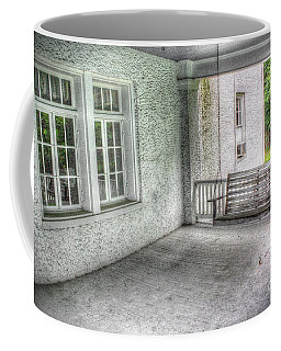 The Empty Porch Swing Coffee Mug