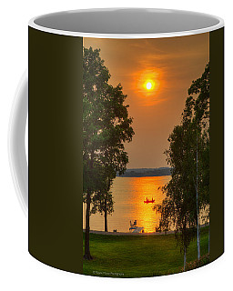 The End Of A Perfect Day Coffee Mug