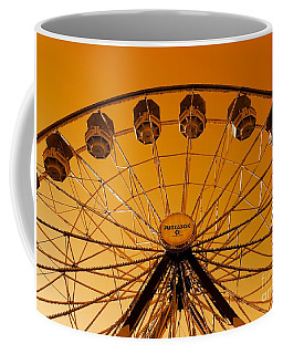 Coffee Mug featuring the photograph The End Of Summer by Patricia Strand