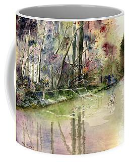 The End Of Wonderful Day Coffee Mug