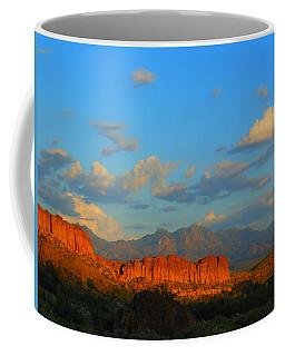 The Endangered West Coffee Mug