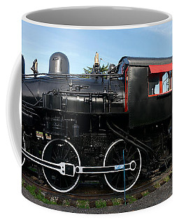 The Engine Coffee Mug by Richard J Cassato
