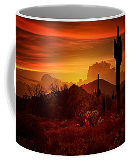 The Essence Of The Southwest Coffee Mug