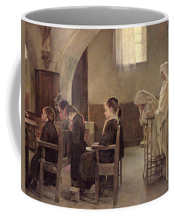 The Eve Of The First Communion Coffee Mug