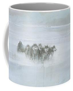 The Explorer Coffee Mug by Steve Mitchell