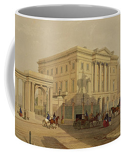 The Exterior Of Apsley House, 1853 Coffee Mug