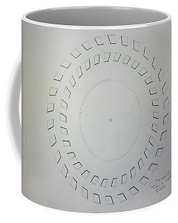 The Eye Of Pi Coffee Mug