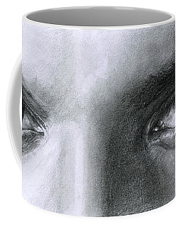 The Eyes Of The King Coffee Mug
