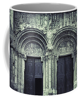 The Facade Of The Silverware  Coffee Mug