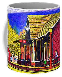 The Family Outing Coffee Mug