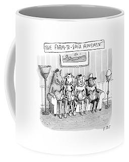 The Farm-to-sofa Movement Coffee Mug