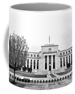 The Federal Reserve  Coffee Mug